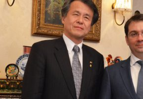 Воронеж покорил японскую делегацию отменной кухней
