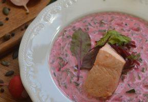 Летние супы для легкой трапезы в Гармошке
