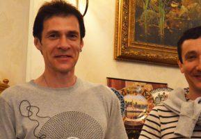 Гармошку посетила легендарная рок-группа «Браво»