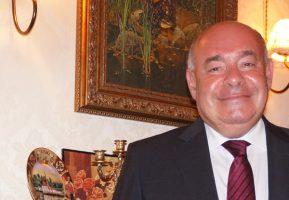 Михаил Швыдкой и посол Азербайджана посетили Гармошку