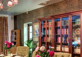 Основана библиотека ресторана
