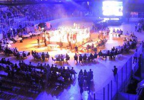 Буфетъ на выезд организовал фуршет для турнира по боксу и кикбоксингу «Битва за Воронеж 2»