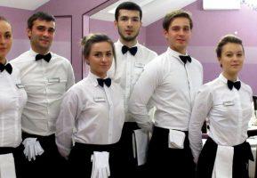 Буфетъ организовал выездной банкет для иностранных гостей