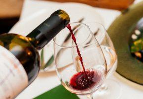 В Гармошке прошла дегустация вин от Лефкадии