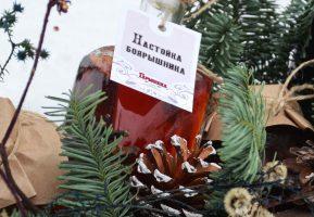 Авторские новогодние подарки от Гармошки