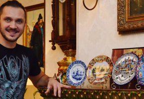Гармошку посетил двукратный Олимпийский чемпион Максим Траньков