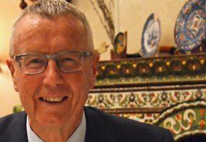 Чрезвычайный и Полномочный Посол Новой Зеландии в РФ посетил Гармошку